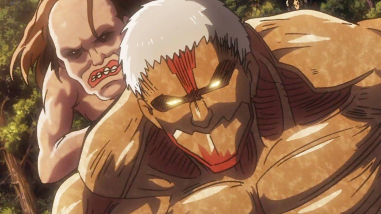 attack on titan anime stream