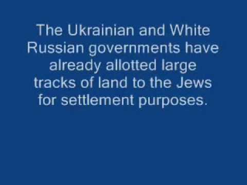 Autonomy For Russian Jews Planned by Soviets