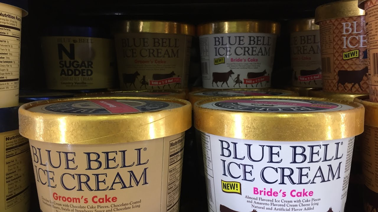 blue bell wedding cake ice cream which blue bell wedding flavor is better s cake or 11974