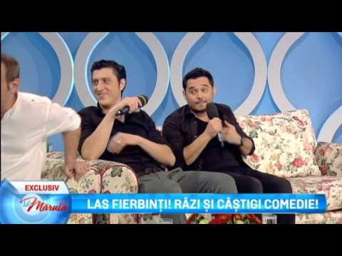 Las Fierbinti, razi si castigi comedie from YouTube · Duration:  11 minutes 19 seconds