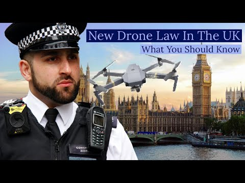 U.K Drone Law, What You Need To Know