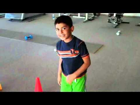 Kids Training at Personal Training Columbus OHIO.mp4