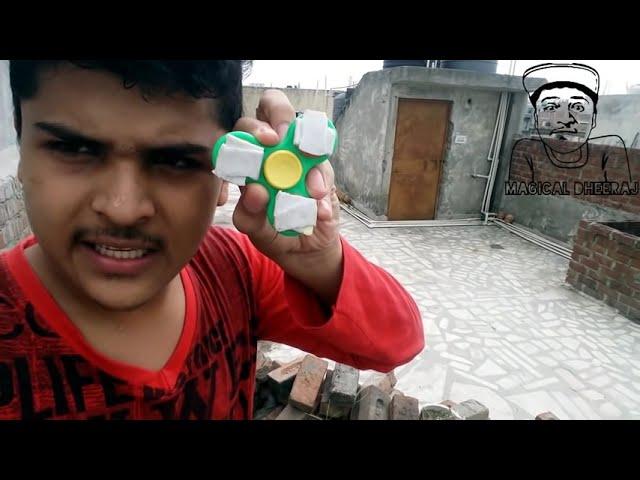 MOBILE or SPINNER se jadu sikho | Spinner MAGIC Trick