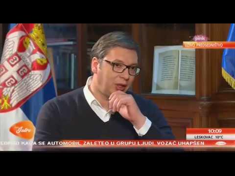 Vučić: Srbija vodi samostalnu spoljnu politiku