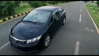 Honda Civic 9th Gen Detailed Review: Price, Specs & Features | PakWheels