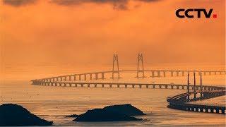《新中国的第一》 世界最长的跨海大桥:港珠澳大桥 | CCTV