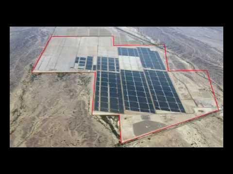 First solar agua caliente solar project youtube - Agua caliente solar ...