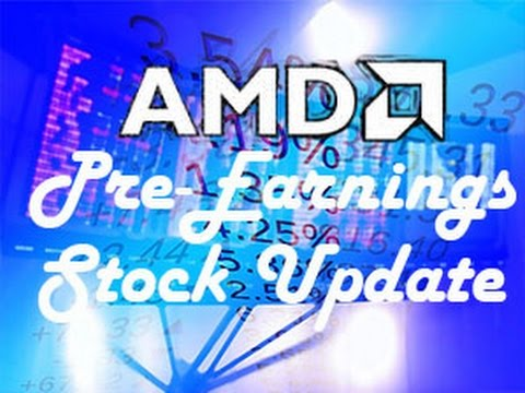 Last AMD stock update for April 2017