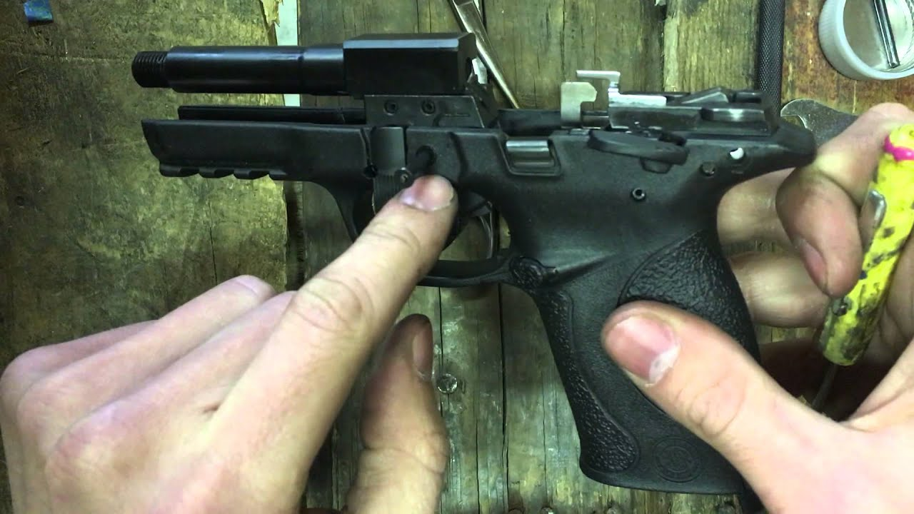 hight resolution of m p 22 compact complete disassembly reassembly part 3