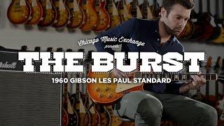 "1960 Gibson Les Paul Standard ""Burst"" Guitar Demo"