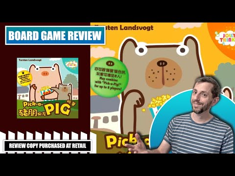 pig card game