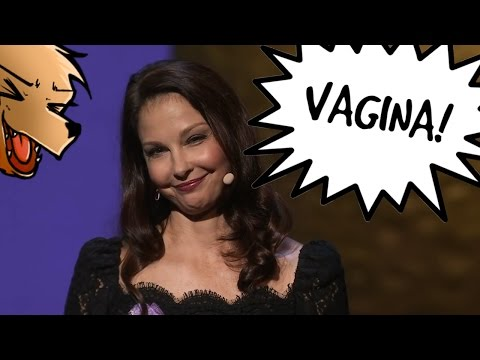 Download Youtube: Ashley Judd whinging about mean people online!