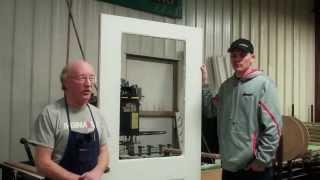 Warren Windows - Therma Tru Door Lite Cut Out