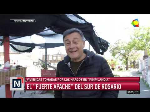 """¿Cómo es el """"Fuerte Apache"""" de Rosario?"""