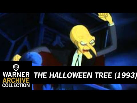 The Halloween Tree (Preview Clip) - YouTube