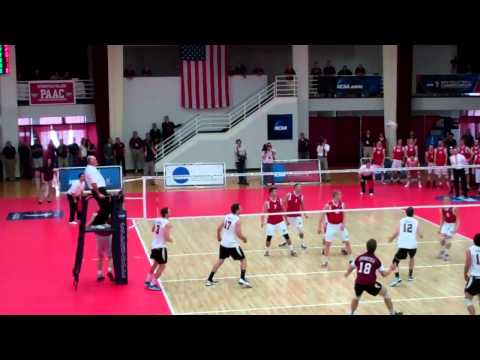 NCAA Division III Men's Volleyball National Championship Highlights