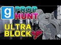 Ultra Block 3 Million (Garry's Mod Prop Hunt)
