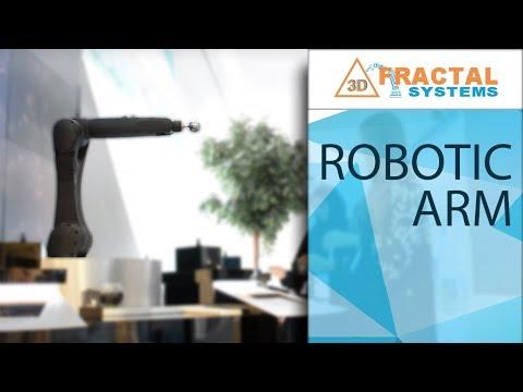 Robotic Arm - World Skills Abu Dhabi (Abu Dhabi Executive Council)