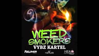 Vybz Kartel - Weed Smokers (Single) - Nov 2012 @Gazajaman