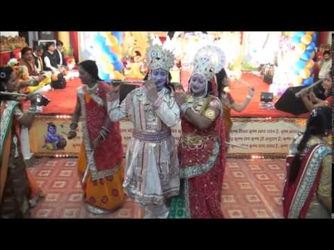 Raas Racho Hai - Bhagwat Katha, Rathi Parivar, Jaswantgarh