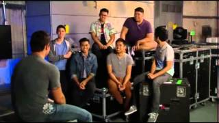 "5th Performance - The Filharmonic - ""Baby I Need Your Loving"" By The Four Tops - Sing Off 4"