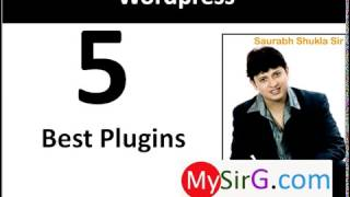 5 best wordpress plugins Hindi