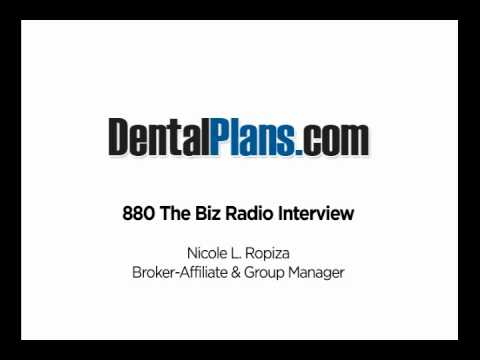 880 The Biz Radio interviews | DentalPlans.com