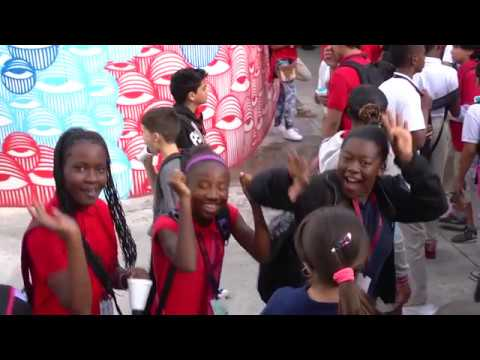 Miami's Jose de Diego Middle School - The RAW Project