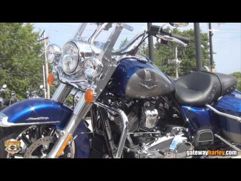 New 2017 Harley Davidson FLHR Road King For Sale Kirkwood Missouri