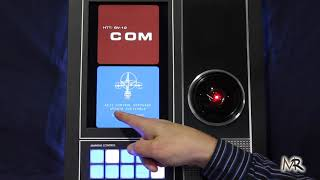 HAL 9000 Instructional Video/Update