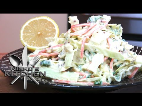 How to make Coleslaw - Video Recipe