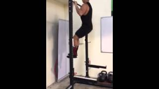 XtremeFit squat rack and pull up bar combo(Putting the pull up bar rack to the test., 2015-05-21T07:18:48.000Z)