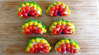 MINI M&M RAINBOW BITES