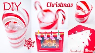 DIY Christmas Decorations – Do-It-Yourself Holiday Room Decor