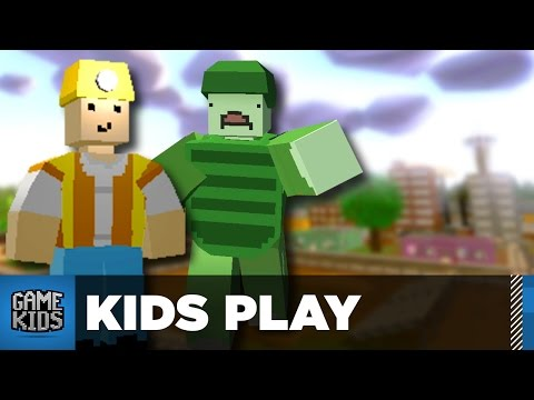 Unturned - Kids Play
