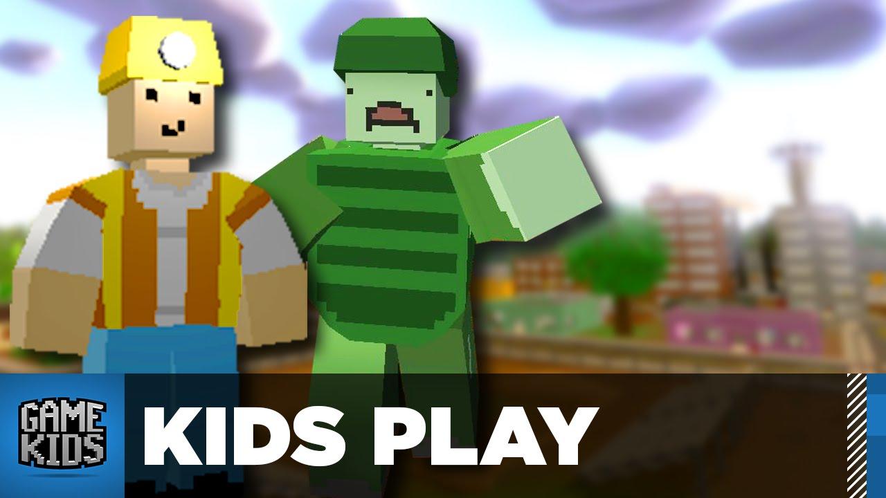 unturned kids play youtube