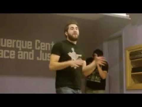 Joshua J Ballard & Chris Rockwell perform