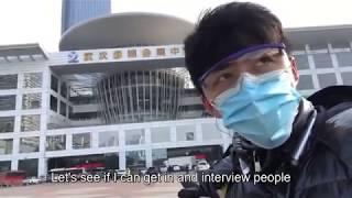 Chen Qiushi - 2/4/2020 - Wuhan Reporter - Coronavirus - ENGLISH SUB ON SCREEN