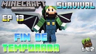 Minecraft PSP | Survival | Episodio 13 | Fin de temporada 2 | Loquendo | HD | luigi2498