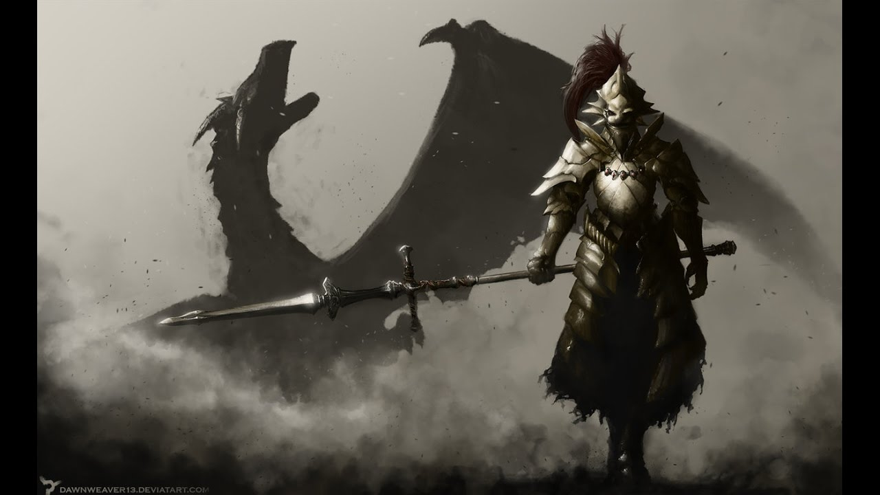 Dark Souls  Ornstein Build