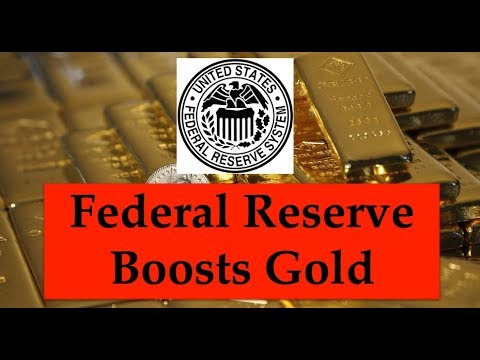 Gold & Silver Price Update - January 31, 2018 + Federal Reserve (FED)