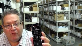 Review of New Vizio TV Remote Control (XRT302) with M-Go  for M650VSE - M550VSE - M470VSE