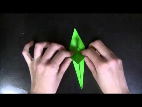 ハート 折り紙:折り紙 カマキリ 折り方-xn--q9j4c294kh0m183awhb.com