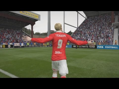 "FIFA 15 - ""The Beautiful Game"" - FIFA 06 Remake"