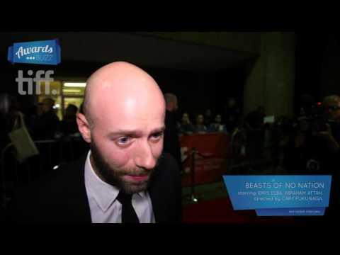 Dan Romer Beasts of No Nation Red Carpet (TIFF 2015)