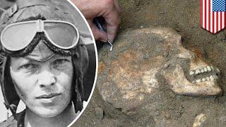 Amelia Earhart: Kerangka yang ditemukan 1940 mungkin milik pilot legendaris - TomoNews