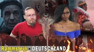 Rammstein - Deutschland REACT, REVIEW, COMMENTARY What#39s Poppin!