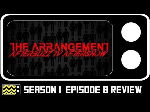 The Arrangement Season 1 Episode 8 Review & After Show | AfterBuzz TV