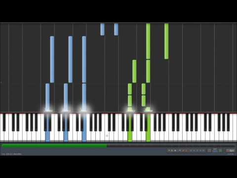 Renesmees Lulla Piano Tutorial  Twilight Week Day Five