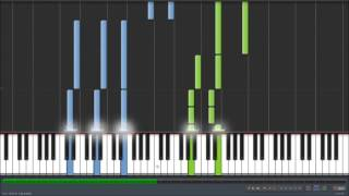 Download Renesmee's Lullaby Piano Tutorial - Twilight Week Day Five Mp3 and Videos